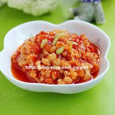 番茄椰菜花的做法大全