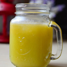 蜜瓜青桔汁的做法
