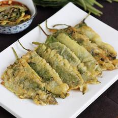苏子叶煎饺