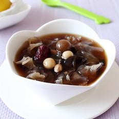 双耳桂枣花莲汤