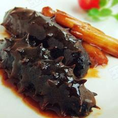 蔥燒海參的做法