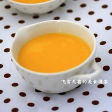 奶酪南瓜浓汤