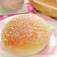 桑葚果酱小面包