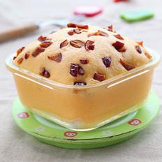 红枣鸡蛋发糕