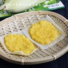 鲜玉米蒸饼的做法大全