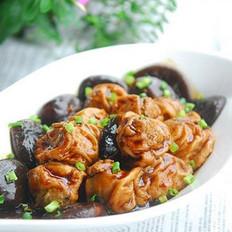 香菇肉酿油面筋