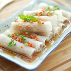 鲜虾萝卜卷