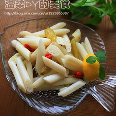 柠香泡椒藕带