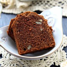 巧克力香蕉磅蛋糕