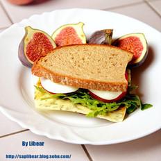简餐三明治