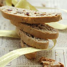 意式坚果饼干