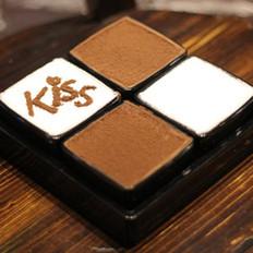 黑白双色巧克力慕斯