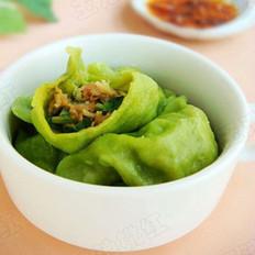 翡翠鲜肉饺子