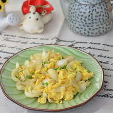 鲜百合炒鸡蛋的做法大全