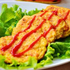 土豆午餐肉饼