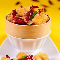 辣子豆腐的做法