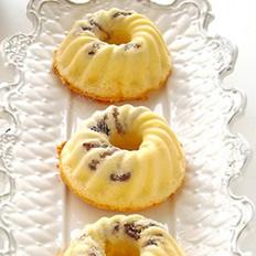 朗姆蔓越莓乳酪小蛋糕
