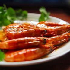 红酒茄汁虾