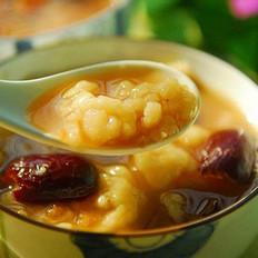 红枣疙瘩汤