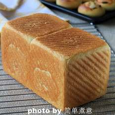 日式甜面包