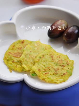 西葫芦蛋饼的做法