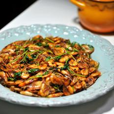 香炒小河虾