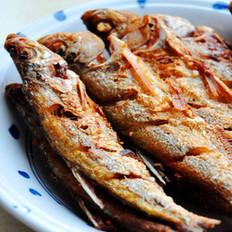 干炸岛子鱼