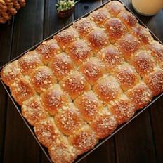 奶酥面包的做法