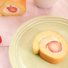 草莓小山卷