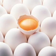 专家称土鸡蛋蛋黄更黄源于饲料