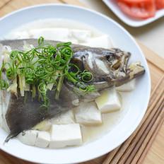 鸦片鱼豆腐蒸