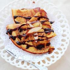 焦糖苹果可丽饼的做法