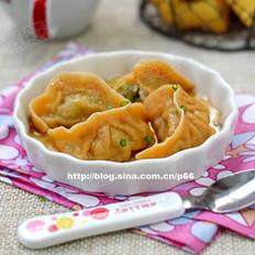 胡萝卜白菜猪肉水饺
