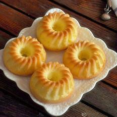 法式海绵小蛋糕的做法