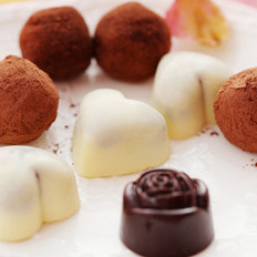 夹心白巧克力的做法