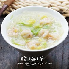 清鲜虾仁汤