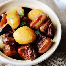 小土豆红烧肉的做法