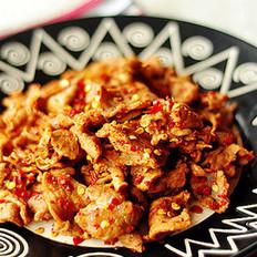 新疆炒烤肉的做法大全
