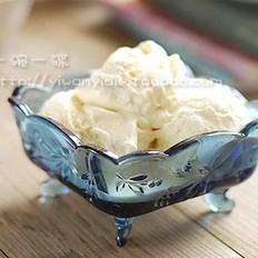 菠萝冰淇淋的做法