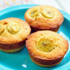 香蕉杯子蛋糕的做法