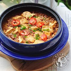 酱焖豆腐煲