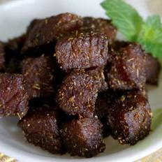 香辣牛肉粒