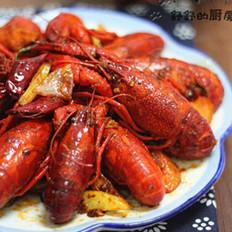 麻辣香锅小龙虾