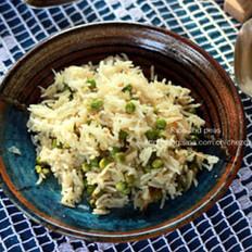 孜然豌豆香米