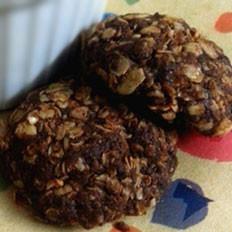 巧克力燕麦饼
