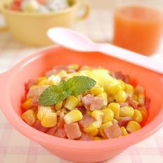 奶油玉米的做法