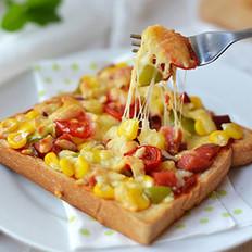什锦吐司披萨