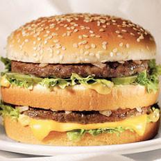 麦当劳肉来了,菜呢?