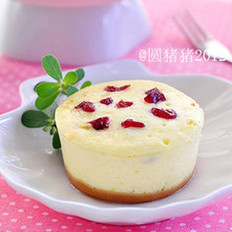 蔓越莓芝士蛋糕