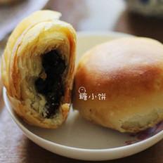 梅干菜肉酥皮月饼的做法